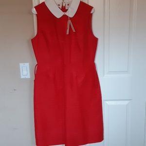 Tory Burch Kimberly Belt Dress